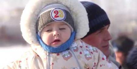 Embedded thumbnail for Фестиваль «Люблю папу, маму и хоккей» в пос. Новобурейский