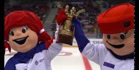 Embedded thumbnail for Ролик о «Кубке Добрый лёд»