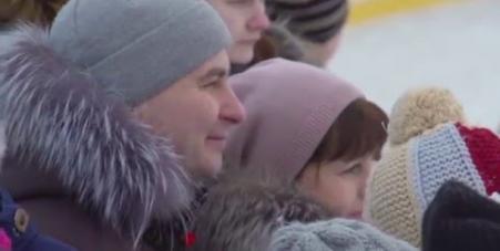 Embedded thumbnail for Однодневные хоккейные фестивали для детских и семейных команд. Спутник