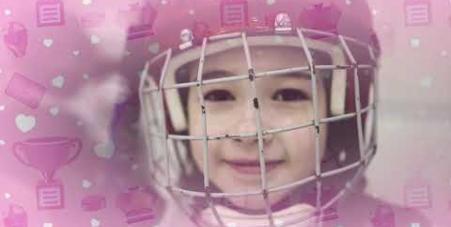 Embedded thumbnail for «В хоккей играют настоящие девчонки!»