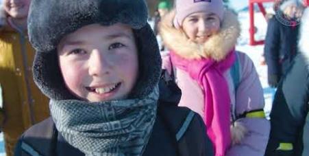 Embedded thumbnail for Фестиваль «Люблю папу, маму и хоккей» в с. Большая Атня