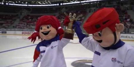 Embedded thumbnail for Ролик на закрытие финала «Кубка Добрый лёд»