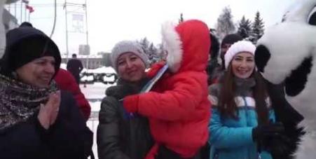 Embedded thumbnail for «Люблю папу, маму и хоккей» в Туле